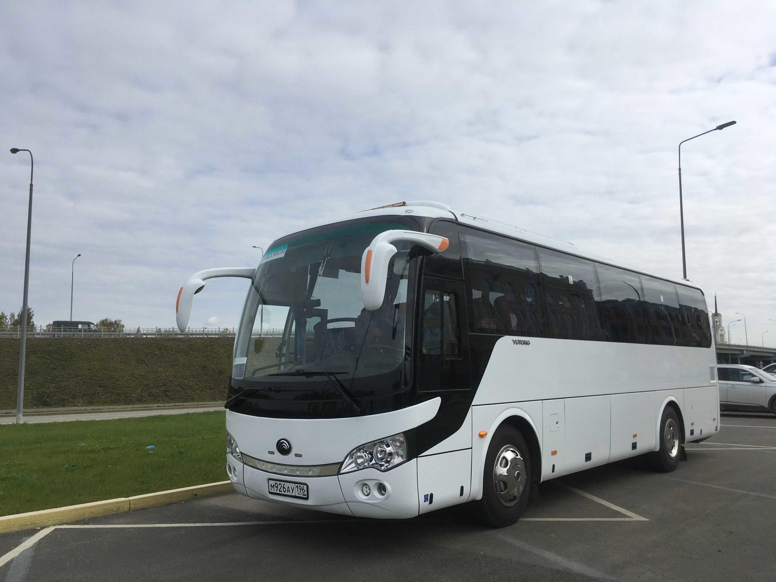 Главная картинка галереи автобуса